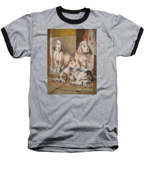 Monotony Baseball T-Shirt by Rushan Ruzaick