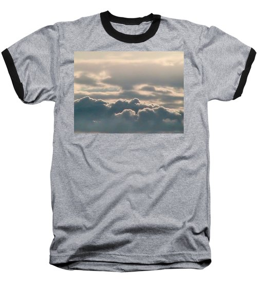 Monsoon Clouds Baseball T-Shirt