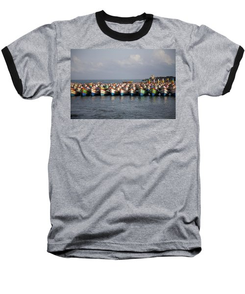 Monsoon Mooring Baseball T-Shirt