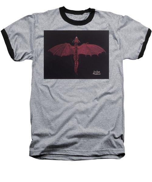Monsterart Dragonsaurus Baseball T-Shirt