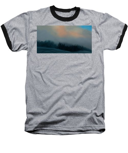 Baseball T-Shirt featuring the photograph Mont Tremblant Vista by Jim Vance