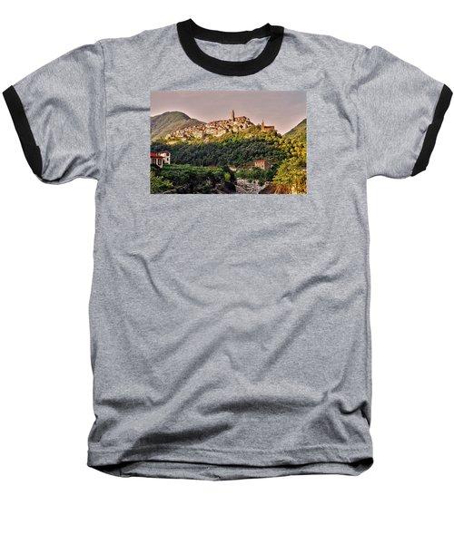 Montalto Ligure - Italy Baseball T-Shirt