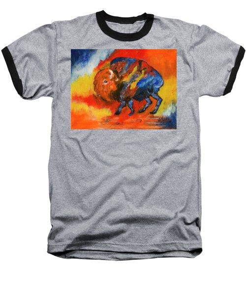 Montana Bison Baseball T-Shirt
