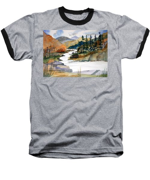 Montana Canyon Baseball T-Shirt