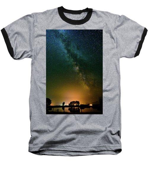 Montana Night Baseball T-Shirt
