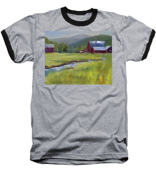 Montana Ranch Baseball T-Shirt