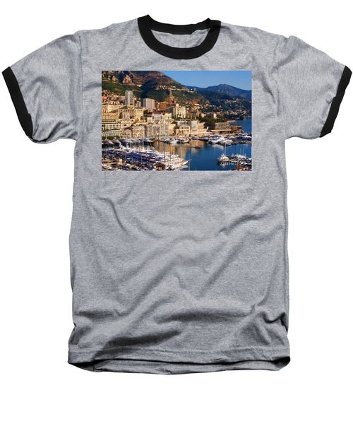 Monte Carlo Baseball T-Shirt