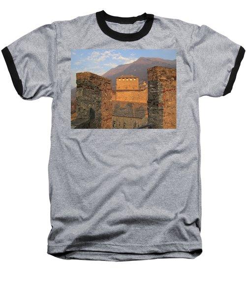 Montebello - Bellinzona, Switzerland Baseball T-Shirt