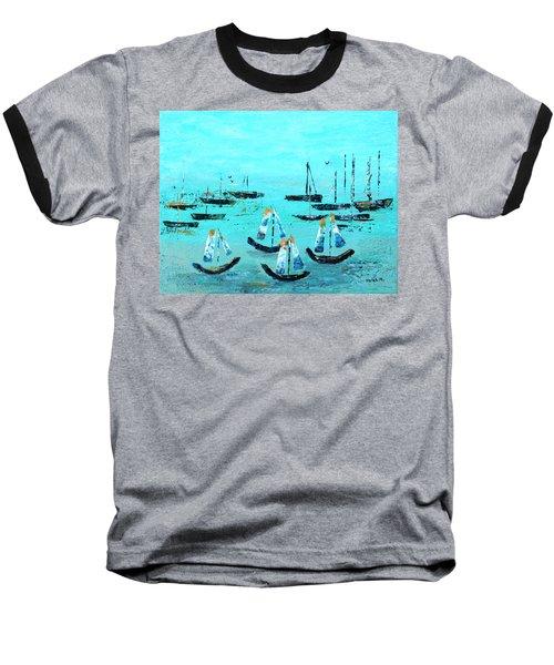 Monterey Boats Baseball T-Shirt