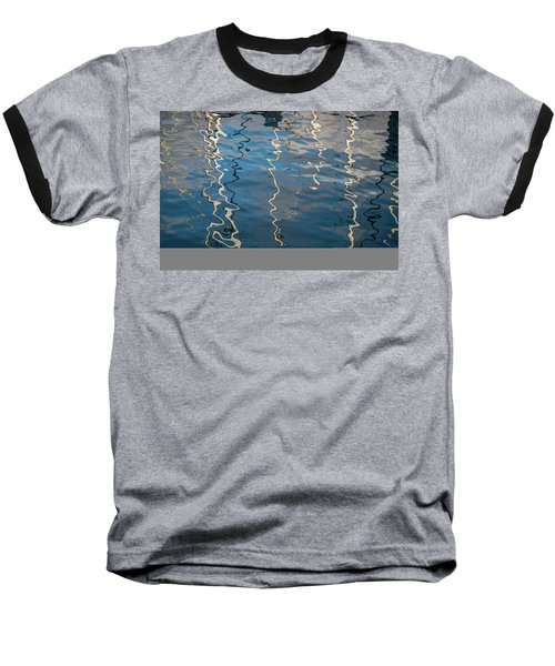 Baseball T-Shirt featuring the photograph Monterey Reflection I Color by David Gordon