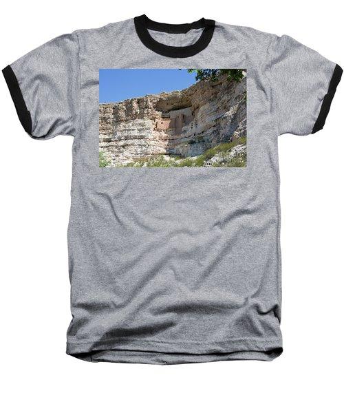 Montezuma Castle National Monument Arizona Baseball T-Shirt