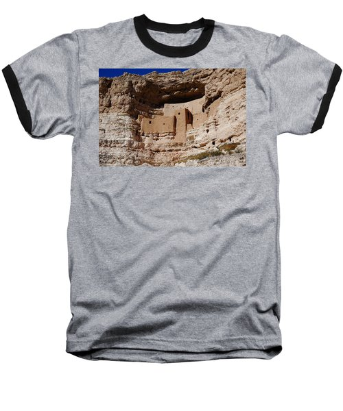 Montezuma Castle Baseball T-Shirt