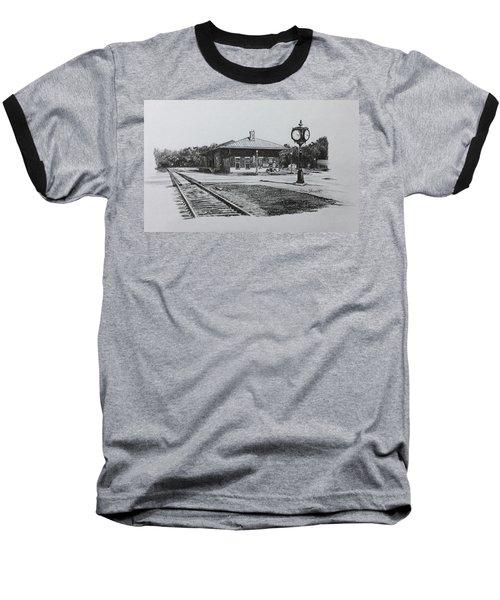 Montezuma Depot Baseball T-Shirt