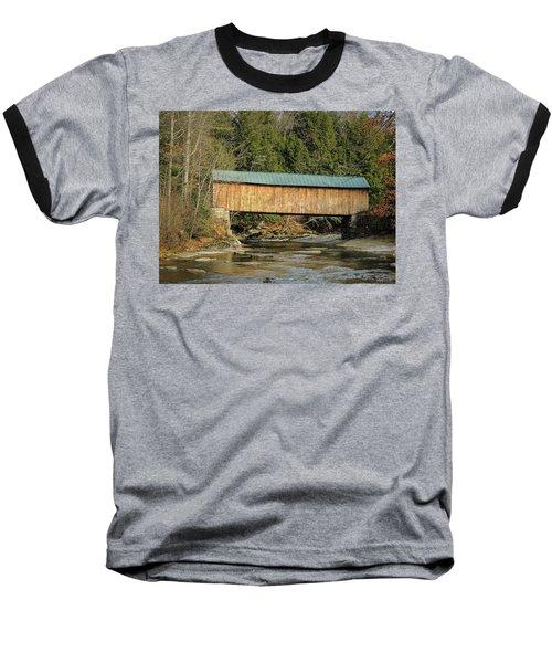 Montgomery Road Bridge Baseball T-Shirt
