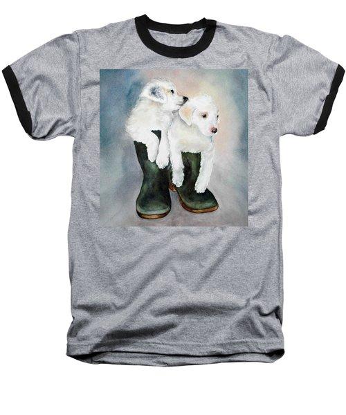 Monti And Gemma Baseball T-Shirt