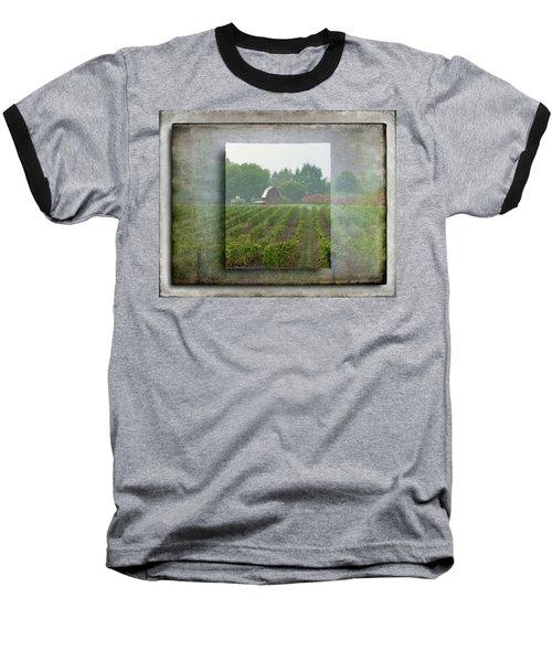 Montinore Winery Baseball T-Shirt