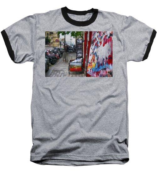 Montmartre Baseball T-Shirt