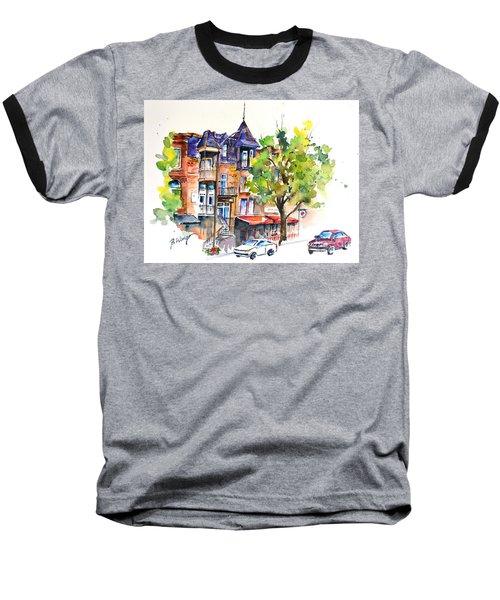 Montreal - 2 Baseball T-Shirt