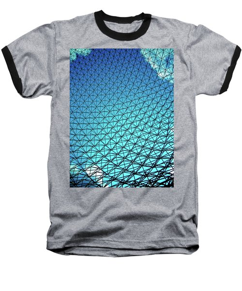 Montreal Biosphere Baseball T-Shirt
