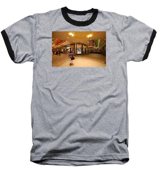 Montreal Underground Baseball T-Shirt by John Schneider