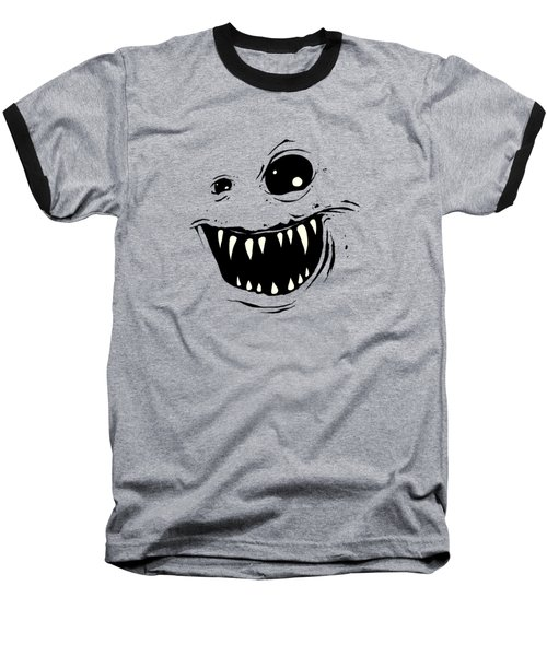 Monty Baseball T-Shirt by Nicholas Ely