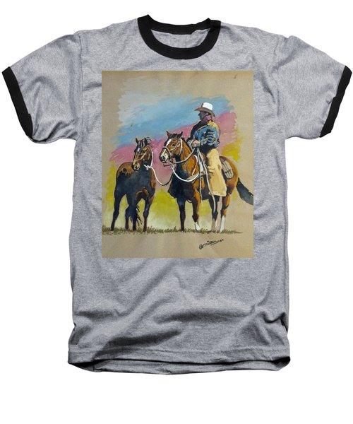 Monty Roberts Baseball T-Shirt