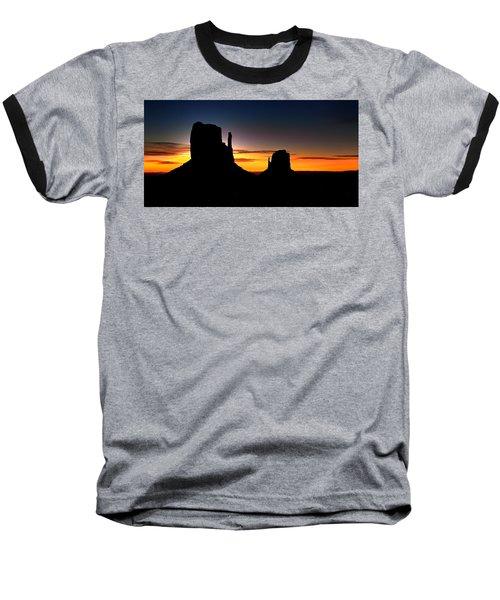 Monumental Morning Baseball T-Shirt