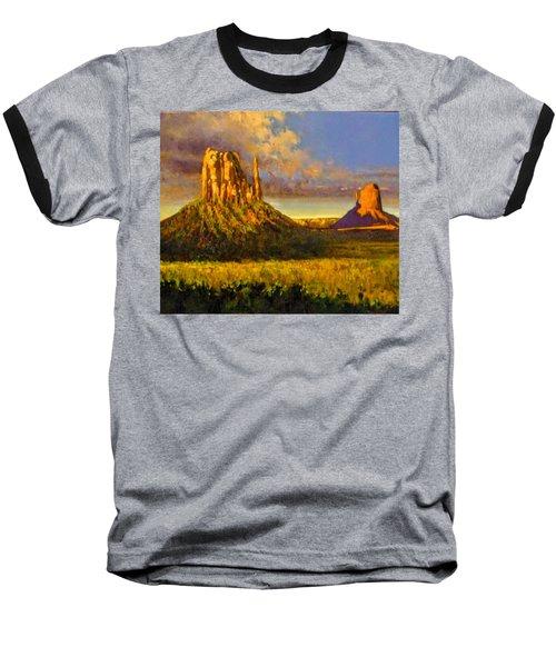 Monument Passage Baseball T-Shirt