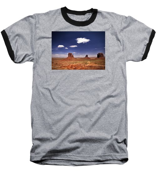 Monument Valley Baseball T-Shirt