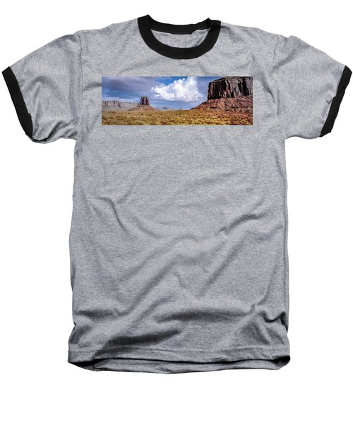 Monument Valley Mittens Baseball T-Shirt