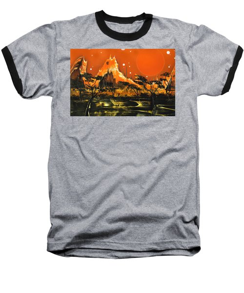 Monumental Baseball T-Shirt