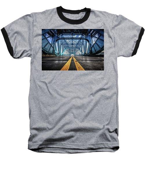 Monumental Market Street Baseball T-Shirt by Steven Llorca
