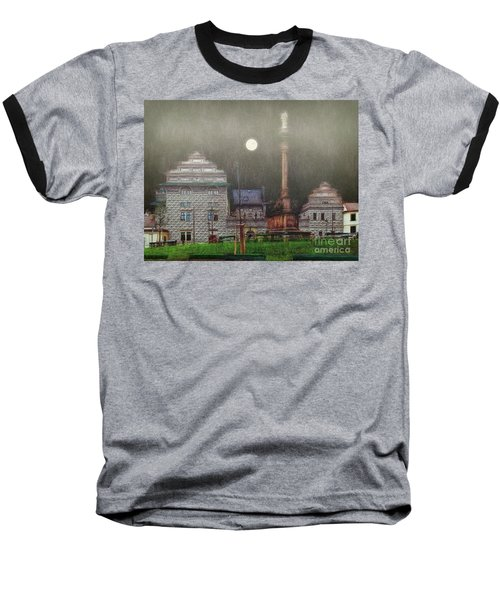 Monumental- Prague Baseball T-Shirt