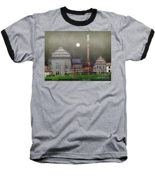 Monumental- Prague Baseball T-Shirt