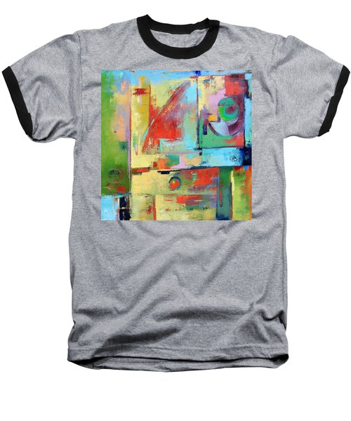 Mood Swing Baseball T-Shirt by Gary Coleman
