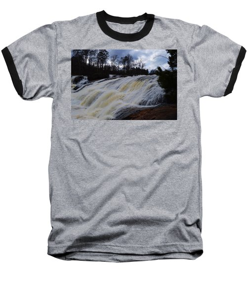 Moody Flow Baseball T-Shirt by Warren Thompson