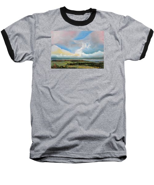 Moody Skies Baseball T-Shirt