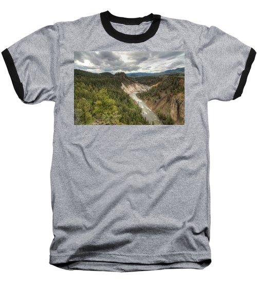 Moody Yellowstone Baseball T-Shirt