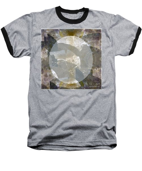 Moon Art On Stone Digital Graphics By Navin Joshi By Print Posters Greeting Cards Pillows Duvet Cove Baseball T-Shirt