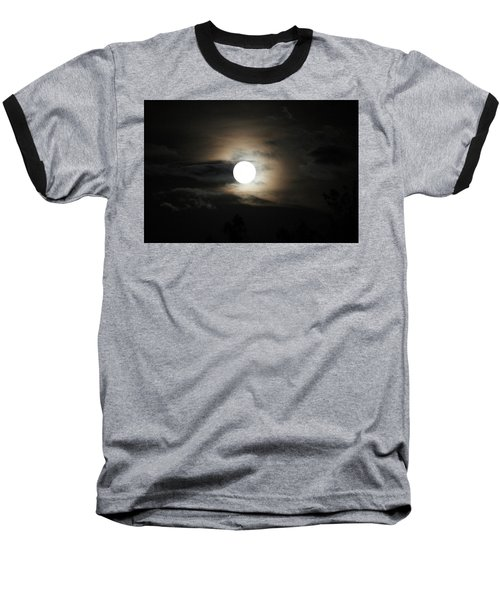 Moon Baseball T-Shirt