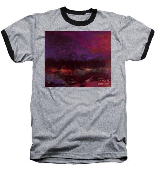Moon Glow 5-6-11 Julianne Felton Baseball T-Shirt