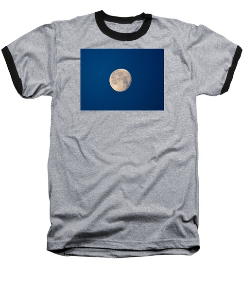 Moon In The Morning Baseball T-Shirt