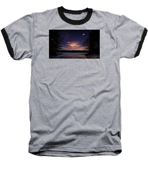 Moon Lake Baseball T-Shirt