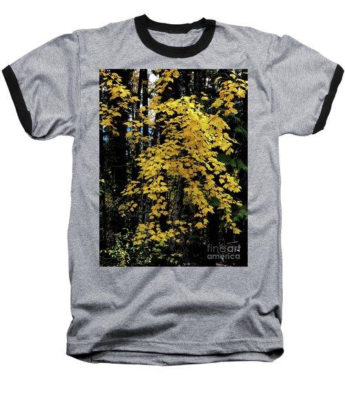 Moon Maple 2 Baseball T-Shirt