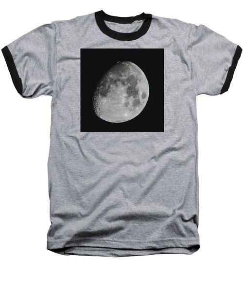 Moon On Day 12 Baseball T-Shirt