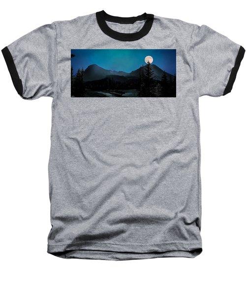 Moon Over Field Bc Baseball T-Shirt
