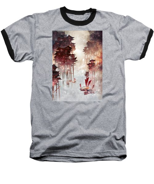 Moon Palace Baseball T-Shirt