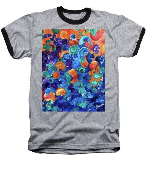 Moon Snails Back To School Baseball T-Shirt