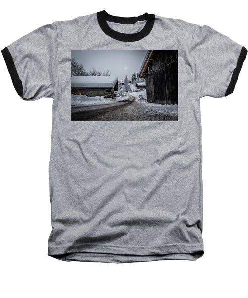 Moon Walk- Baseball T-Shirt