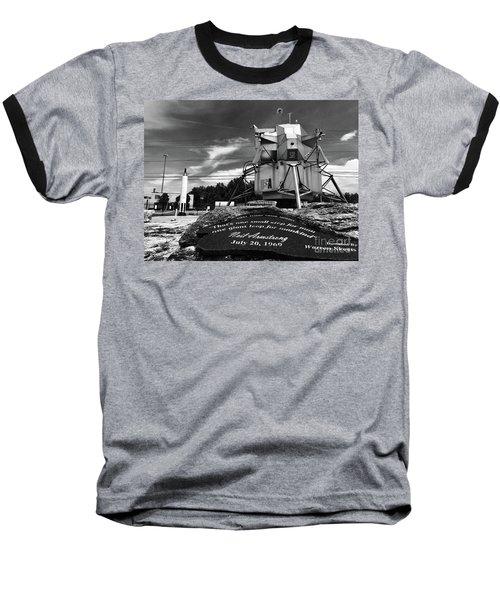 Moon Walker Baseball T-Shirt